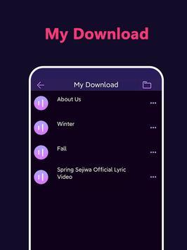 Free Music Downloader & Mp3 Downloader screenshot 14