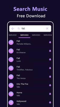 Free Music Downloader & Mp3 Downloader screenshot 1
