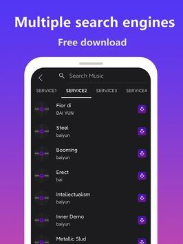 Music Downloader&Mp3 Music Download screenshot 6