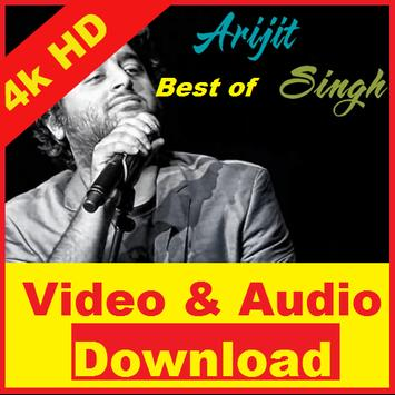 Video & Mp3 Songs by Arijit : Hit Playlists poster