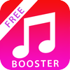 Volume Booster - max music and ringtone sound icon