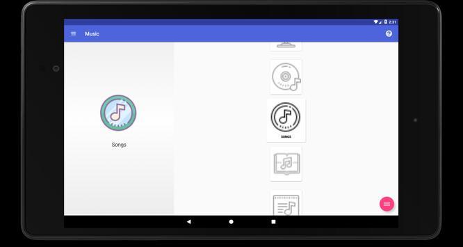 Андроид Плеер Mp3 Бесплатно Nougat screenshot 10