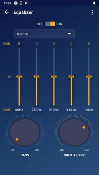 音乐播放器 截图 3