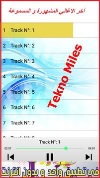 Tekno Miles Songs screenshot 1