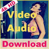 HD Spanish Video Audio Songs : 4k Video icon