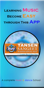 TANSEN poster
