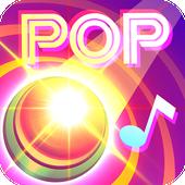 Tap Tap Music-Pop Songs आइकन
