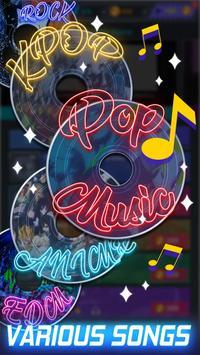 Tap Tap Music-Pop Songs スクリーンショット 3