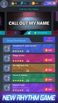 Tap Tap Music-Pop Songs ポスター