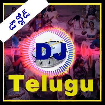 DJ Songs Telugu : Telangana DJ Songs poster