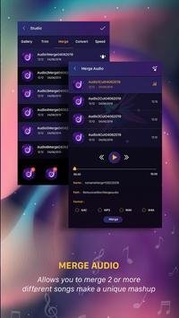 All Music Editor – Mix Sound & Mp3 Converter screenshot 2