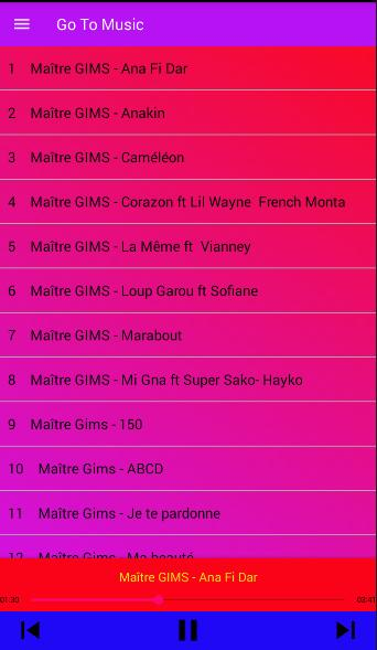 Maitre Gims Music For Android Apk Download