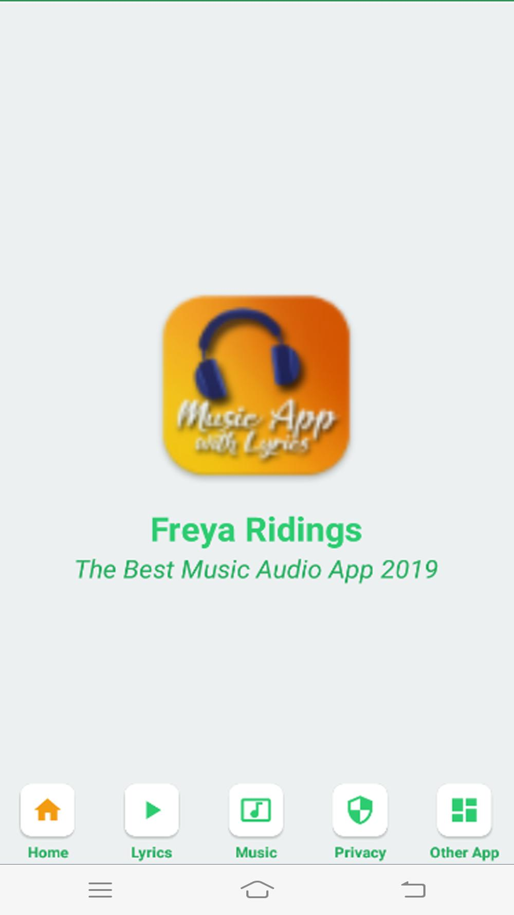 Freya Ridings For Android Apk Download