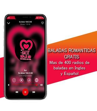 Free Romantic Ballads - Ballads of Love screenshot 5