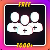 ikon TikFame : Free Fans & Followers & Likes