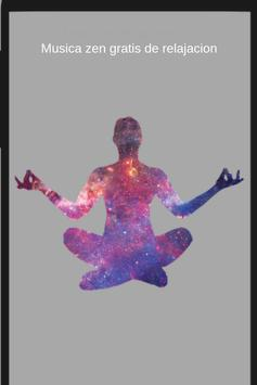 Musica zen gratis de relajacion poster