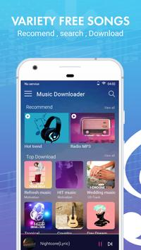 Music downloader - Best music downloader 2019 poster
