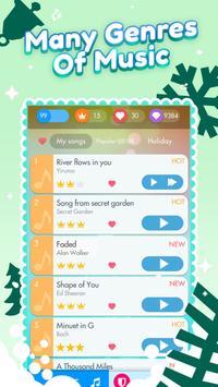 Piano Challenge - Free Music Piano Game 2018 screenshot 20