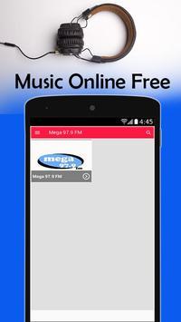 Mega 97.9 Nueva York 97.9 FM Radio Station screenshot 3