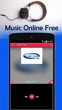 Mega 97.9 Nueva York 97.9 FM Radio Station screenshot 4