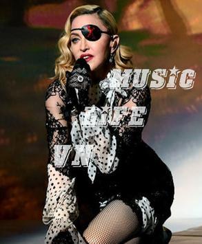Madonna Best Album Music poster