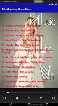 Ellie Goulding Album Music screenshot 1