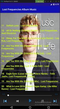 Lost Frequencies Album Music screenshot 2
