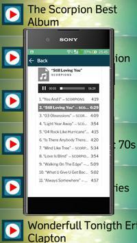 Best Songs Album Scorpion screenshot 4