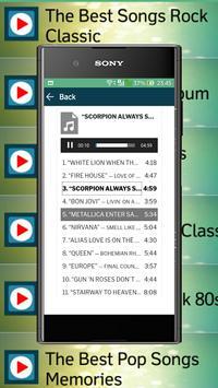 Best Songs Album Scorpion screenshot 6
