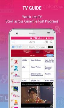 Free Jio TV HD Guide 2019 poster