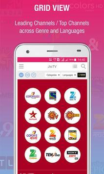 Free Jio TV HD Guide 2019 screenshot 1