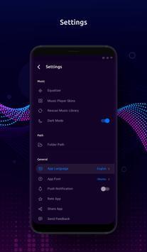 Default Music Player screenshot 15