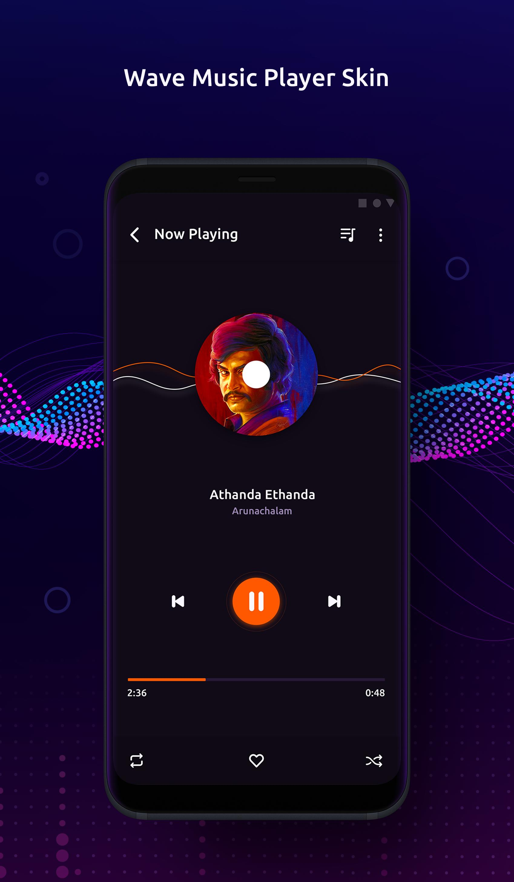 player music android apk screen apkpure