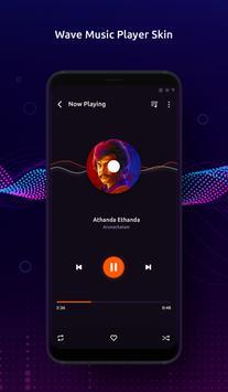 Default Music Player screenshot 2