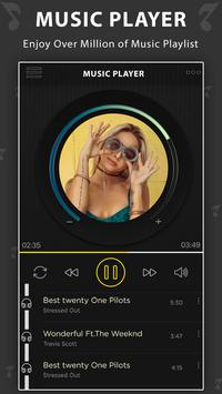 mBit -Music Player - Bass Booster Music Player 截图 4