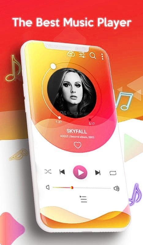 Best Mp3 Player 2020.Music Player Pro Mp3 Player Audio Player 2020 For
