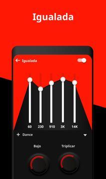 Un reproductor de música captura de pantalla 10