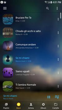 8 Schermata Music Player - Lettore Musicale