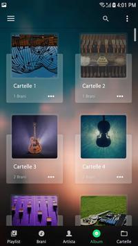 3 Schermata Music Player - Lettore Musicale