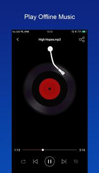 YoungTunes - Free Music & Videos screenshot 2
