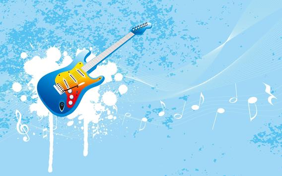 Music Wallpaper HD captura de pantalla 10