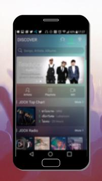 Guide For Joox New Music poster