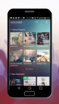 Guide For Joox New Music screenshot 1
