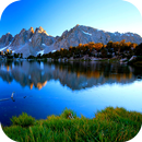 Mountain Lakes Live Wallpaper APK Android