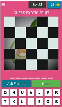 GUESS FRUIT-EXOTIC screenshot 1