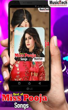 500+ Miss Pooja Songs poster