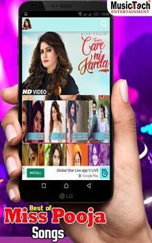 500+ Miss Pooja Songs screenshot 1
