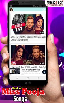 500+ Miss Pooja Songs screenshot 2