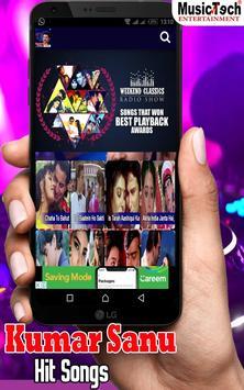 Kumar Sanu Hit Songs screenshot 5