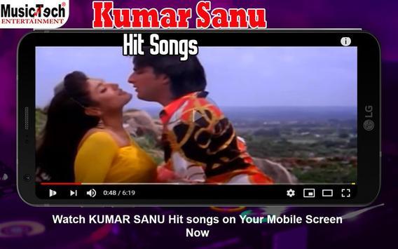 Kumar Sanu Hit Songs screenshot 3